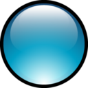 128x128px size png icon of Aqua Ball