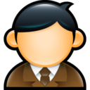 128x128px size png icon of Client 3