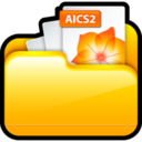 128x128px size png icon of My Adobe Illustrator Files