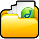 128x128px size png icon of My Dreamweaver Files