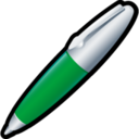 128x128px size png icon of Pen 3