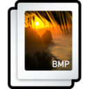 128x128px size png icon of Picture BMP
