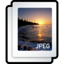 128x128px size png icon of Picture JPEG