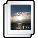 128x128px size png icon of Picture TIFF