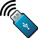 USB Wireless Icon
