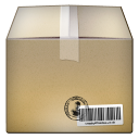 128x128px size png icon of Parcel
