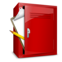 128x128px size png icon of Clipboard