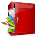 128x128px size png icon of Full