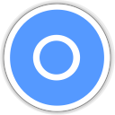 128x128px size png icon of chromium browser