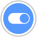 128x128px size png icon of preferences system