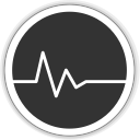 128x128px size png icon of utilities system monitor