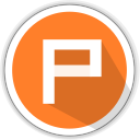 128x128px size png icon of wps office wppmain