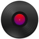 128x128px size png icon of Audio CD