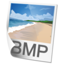 128x128px size png icon of BMP Image