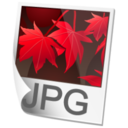 128x128px size png icon of JPEG Image