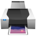 128x128px size png icon of Printers Faxes