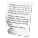 128x128px size png icon of Text Document