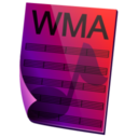 128x128px size png icon of WMA Sound