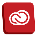128x128px size png icon of Adobe Creative Cloud