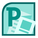Microsoft Publisher 2010 Icon
