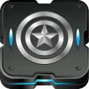 cap america shield Icon