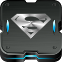 128x128px size png icon of superman