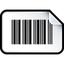 128x128px size png icon of Barcode