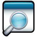 128x128px size png icon of Windows Magnifier