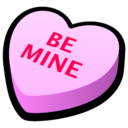 128x128px size png icon of Be Mine