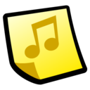 128x128px size png icon of Sound Clipping