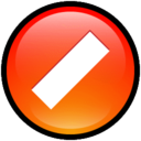 128x128px size png icon of Button Cancel