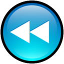 128x128px size png icon of Button Rewind