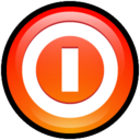 128x128px size png icon of Button Turn Off