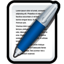 128x128px size png icon of Edit Document