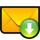 128x128px size png icon of Email Download
