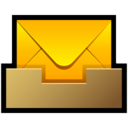 128x128px size png icon of Email Inbox