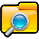 128x128px size png icon of Folder Explorer