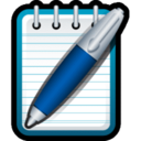 128x128px size png icon of Text Edit