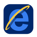 128x128px size png icon of Internet ie