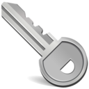 128x128px size png icon of key