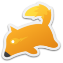 128x128px size png icon of Firefox alt