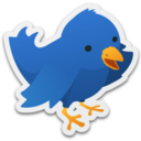 128x128px size png icon of Twitterrific
