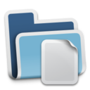 128x128px size png icon of Docs Folder