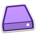 128x128px size png icon of Extra Drive
