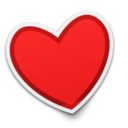 128x128px size png icon of Favorites