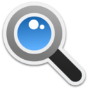 128x128px size png icon of Find
