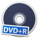 128x128px size png icon of dvd+r