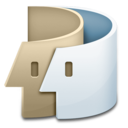 Finder Toffee Icon