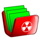 128x128px size png icon of Open folder