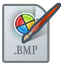 128x128px size png icon of PictureTypeBMP